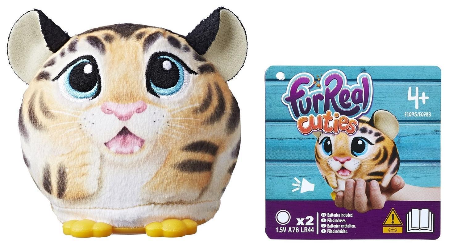 Купить FurReal Friends Плюшевый друг - Тигренок - интерактивная игрушка