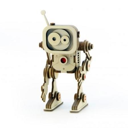 Конструктор LEMMO Р-2 Робот Флеш