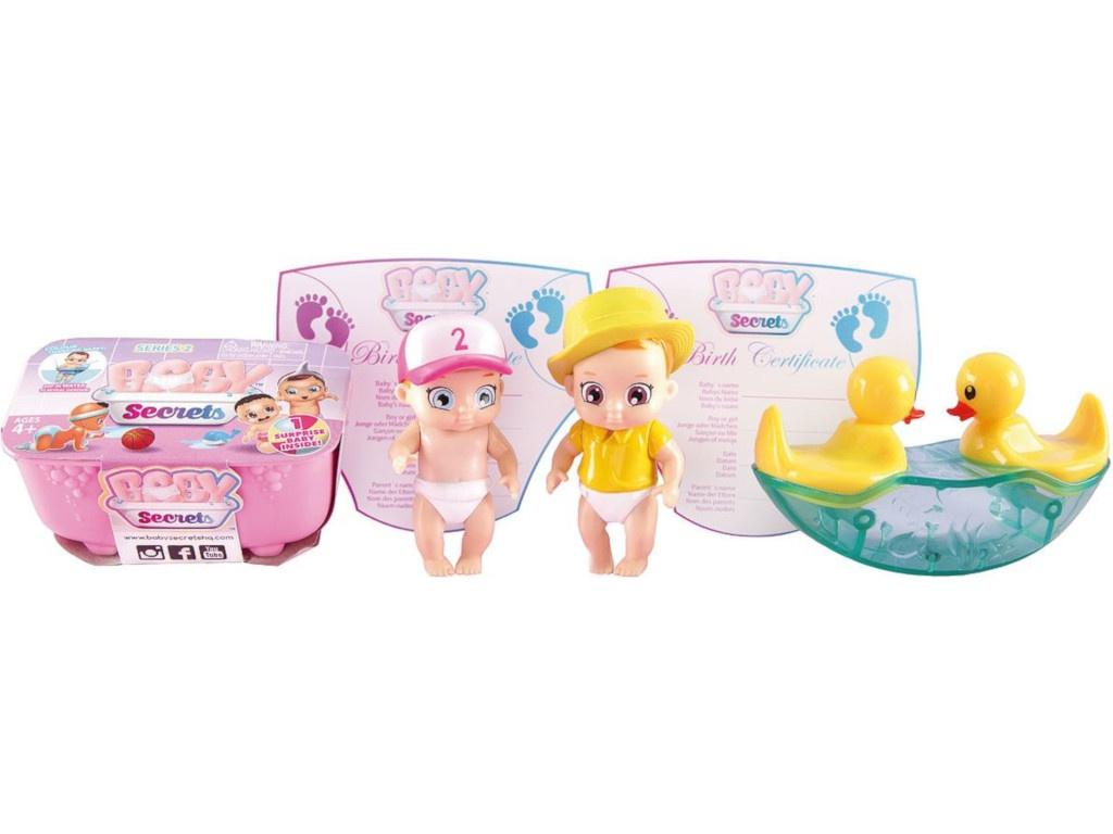 Купить Игровой набор Zapf Creation Baby Secrets Набор с качелями-балансиром, Китай