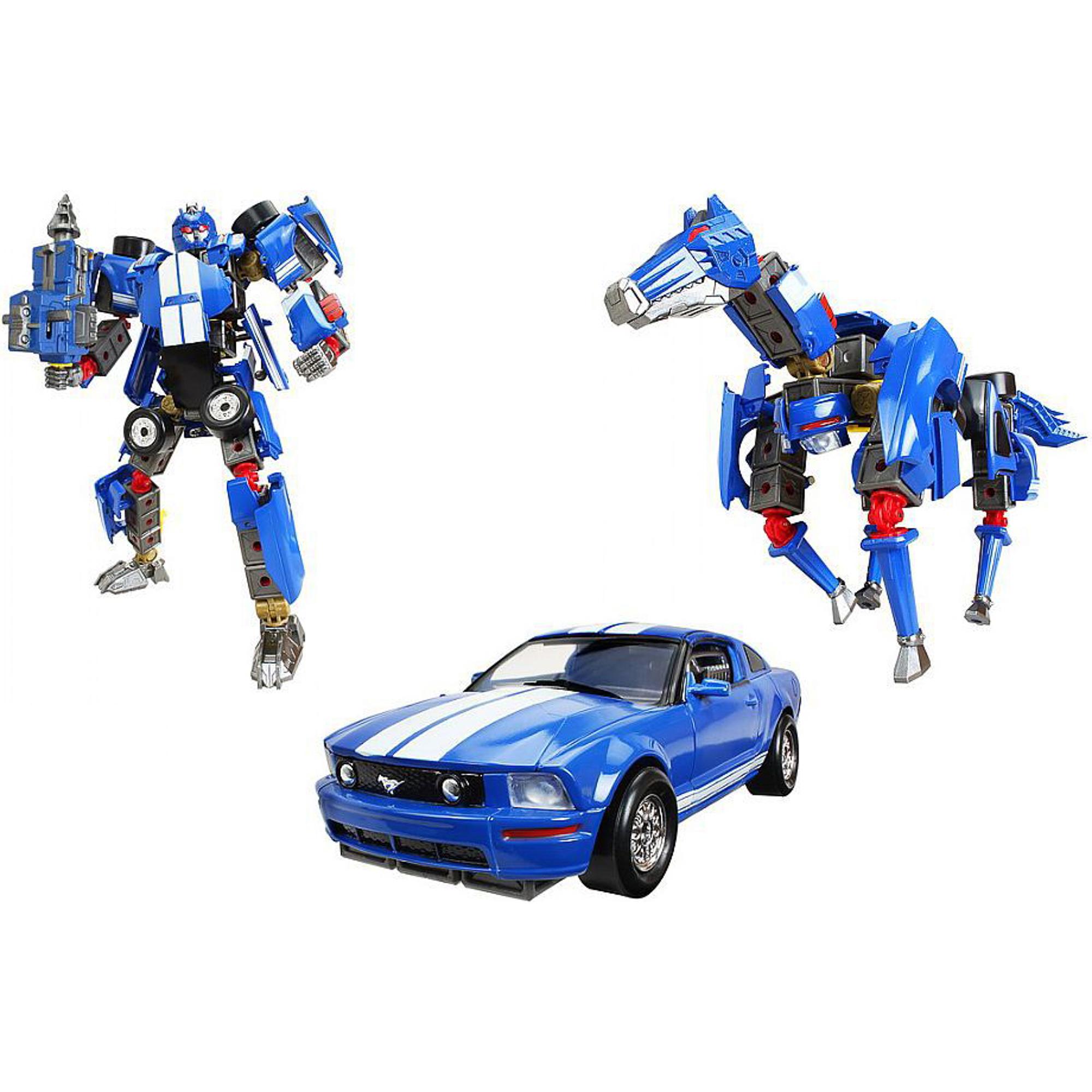 "Happy Well сборный робот-трансформер ""Ford Mustang FR500C"" 54050"