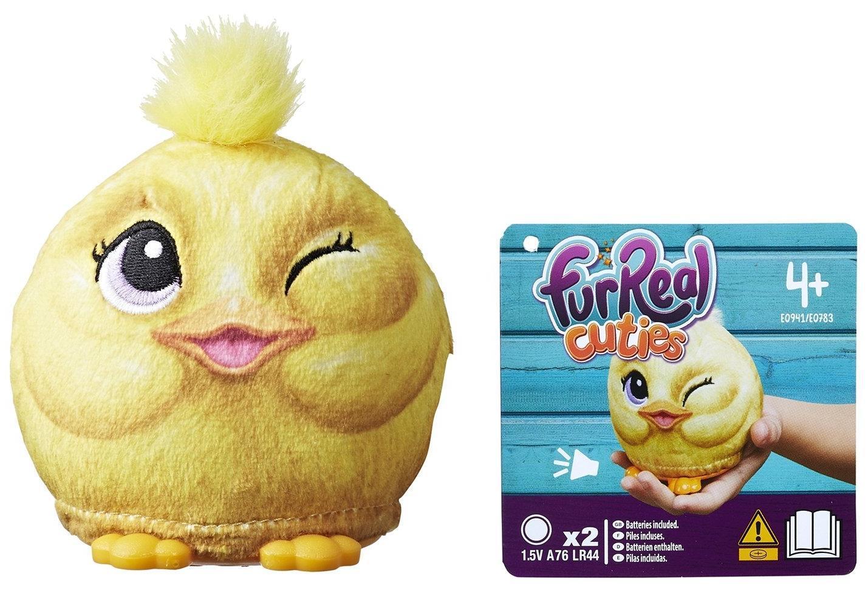 Купить FurReal Friends Цыпленок - интерактивная игрушка, Китай