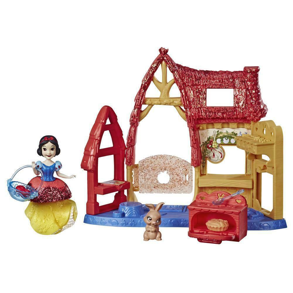 Купить Игровой набор Disney Princess Домик Белоснежки , Китай