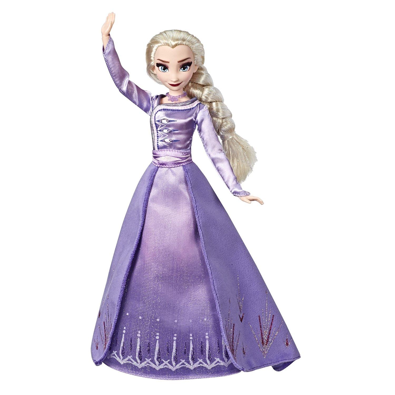 Купить Disney Princess Кукла ХОЛОДНОЕ СЕРДЦЕ 2 Делюкс Эльза, Китай