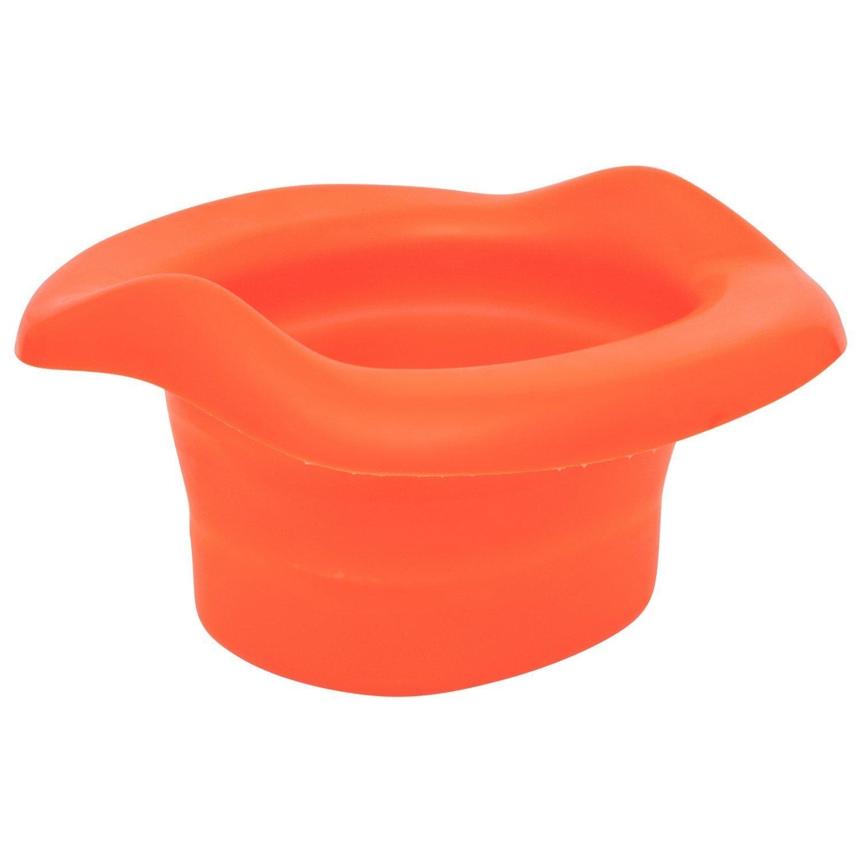 Купить Roxy-kids Универсальная вкладка для дорожных горшков, оранжевый, Россия