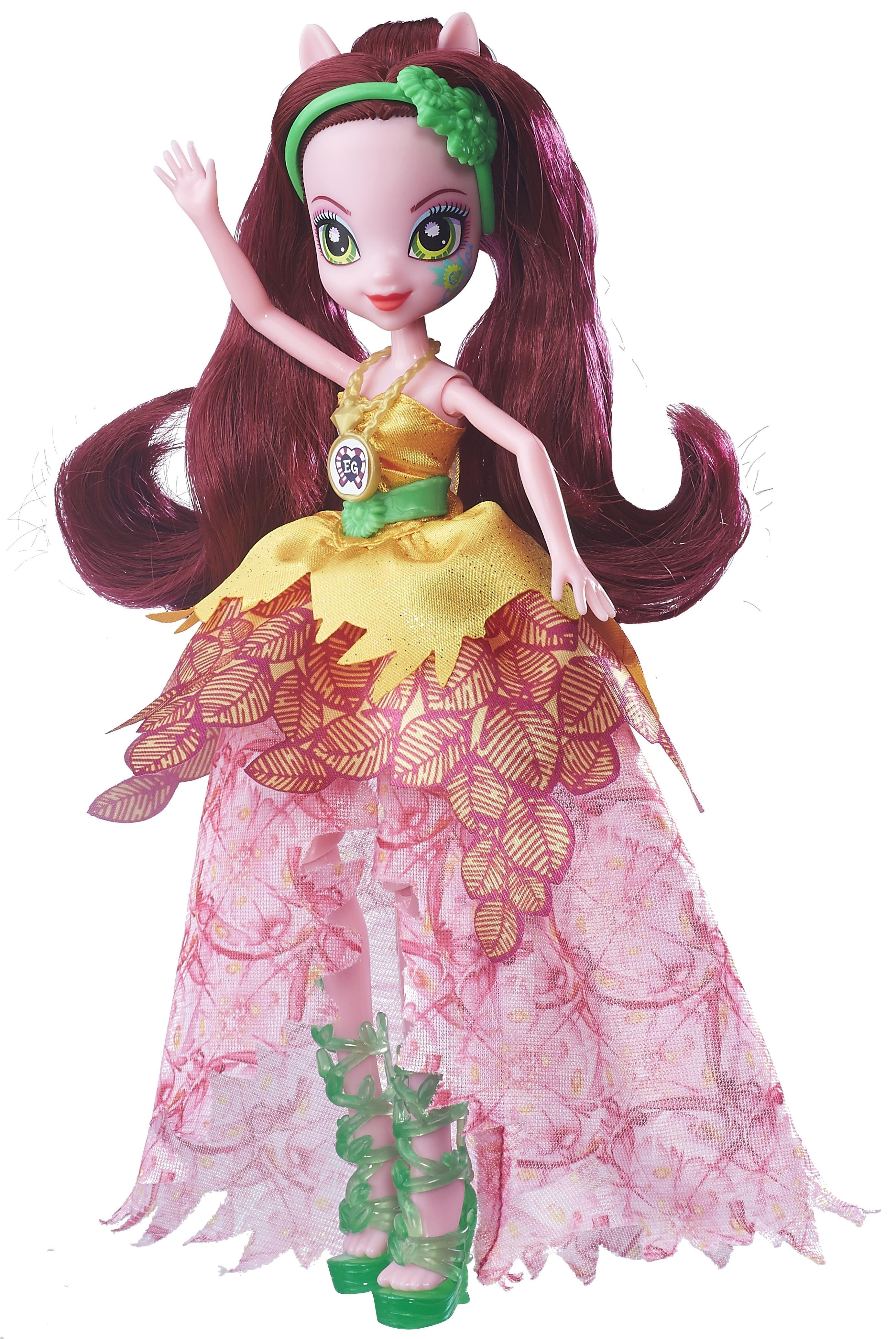 Купить Кукла Эквестрия Герлз Легенды вечнозеленого леса Crystal Gala - Глориоза, MLP Equestria Girls, Китай