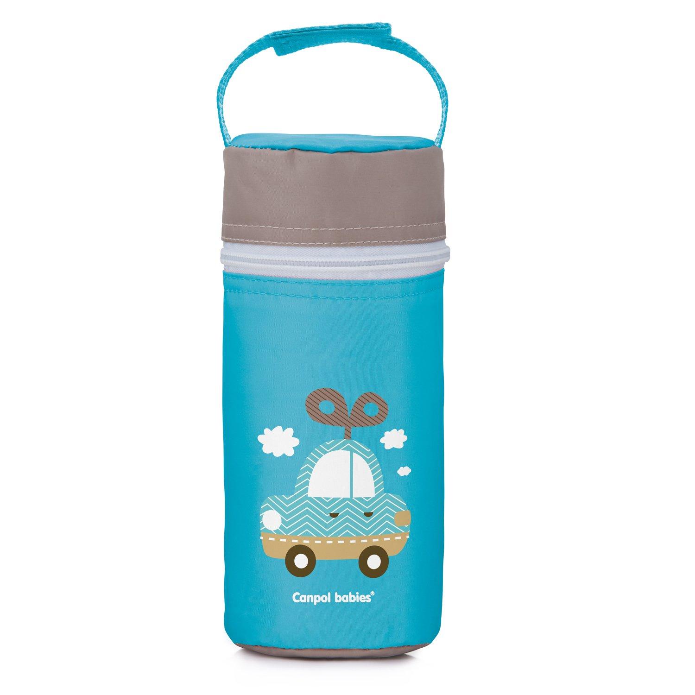 Купить Термосумка для детских бутылочек Canpol Toys 69/008, голубая, Китай