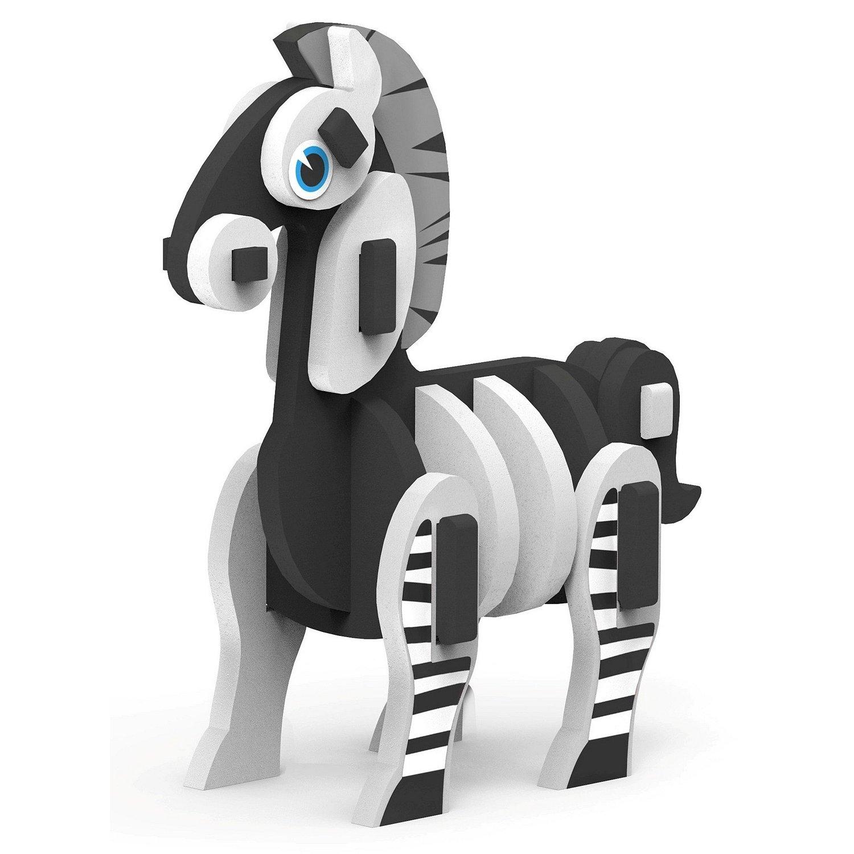 Купить MAGNETICUS Игрушка сборная из мягких элементов Животные Зебра , Россия