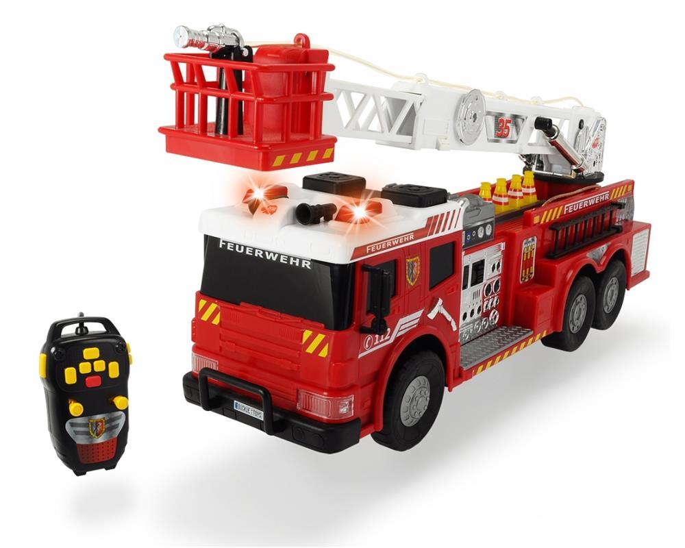 Купить Dickie Toys Пожарная машина, 62 см, д/у, свет, звук, 3719014, Китай