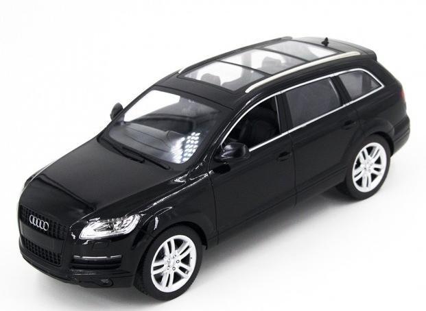 Купить MZ Audi Q7 Black 1:14 - 2031-B - радиоуправляемая машина, Китай