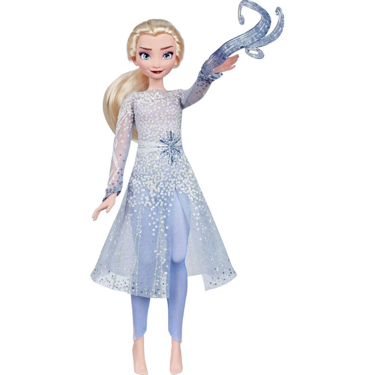 Купить Disney Princess Кукла ХОЛОДНОЕ СЕРДЦЕ 2 Эльза, интерактивная, Китай