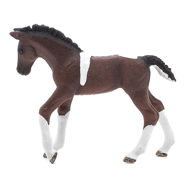 Купить Schleich Фигурка Тракененская лошадь, жеребенок, Германия