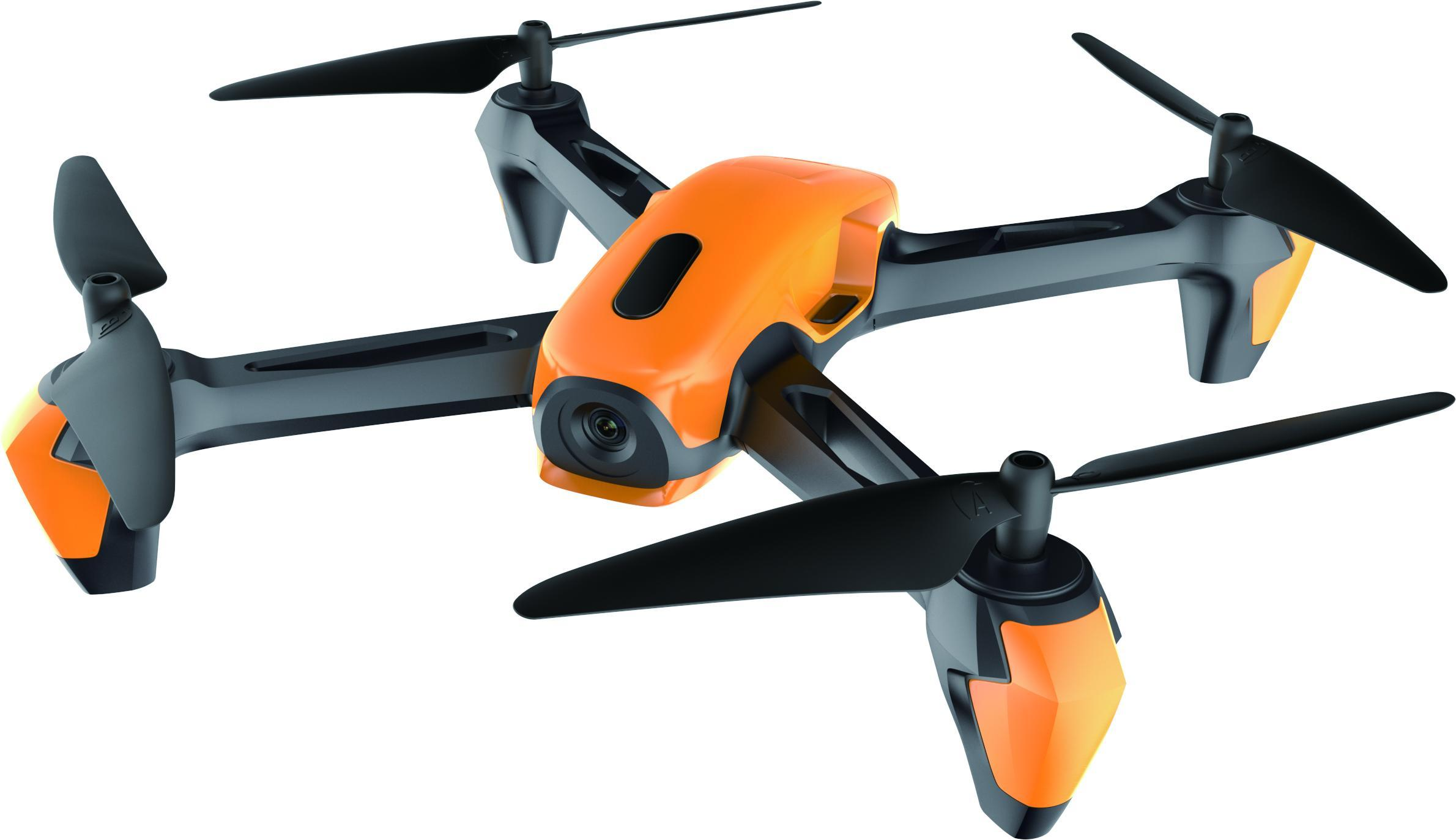 Квадрокоптер 1toy GYRO-Hawk Eye 2,4GHz - Т10800
