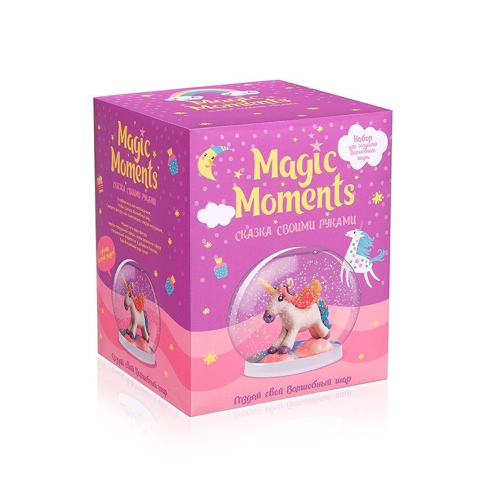 Набор для творчества MAGIC MOMENTS mm-21 Волшебный шар Единорог
