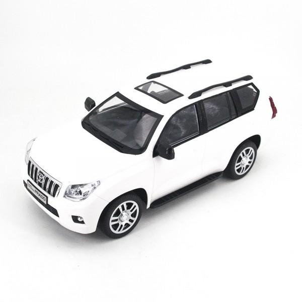 "Creative Double Star ""Toyota Land Cruiser Prado White 1:12 - 1050-W"" - Радиоуправляемый джип"