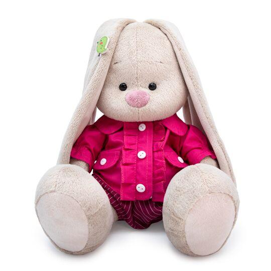 Купить Мягкая игрушка BUDI BASA SidM-299 Зайка Ми в курточке и шортиках 23см, Россия