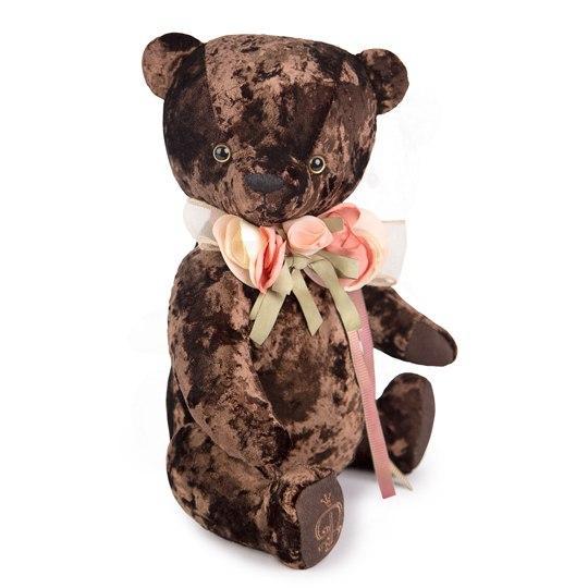 """BUDI BASA """"Медведь БернАрт коричневый   30 см"""" - Мягкая игрушка"""