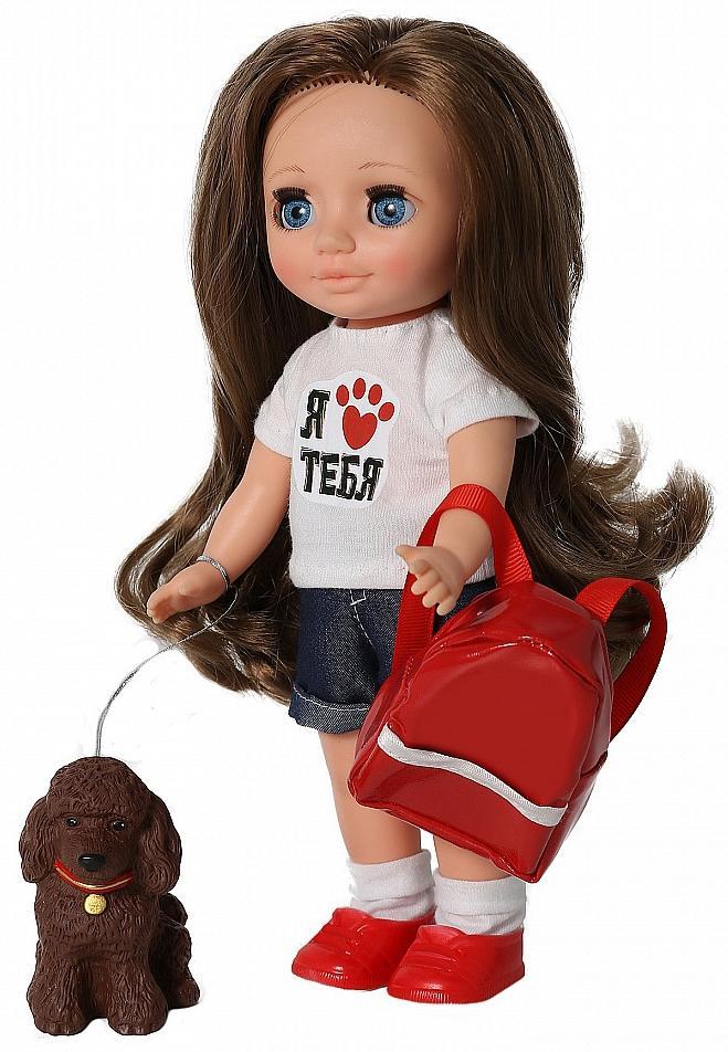 Купить ВЕСНА Кукла Ася 26 см - Приключения с Кудряшиком | В3558 , Весна, Россия