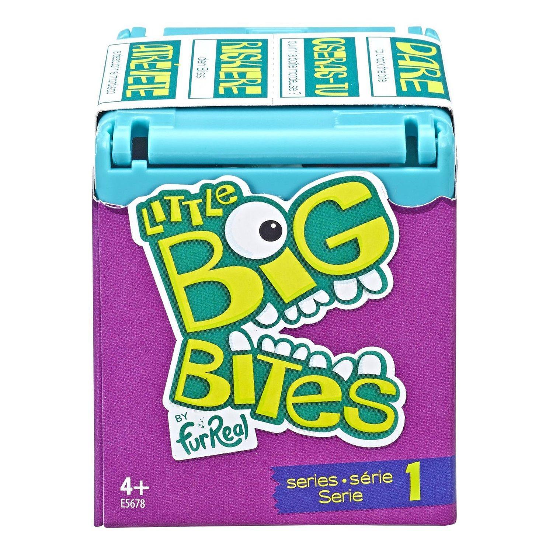 Купить Hasbro Little Big Bites Маленькие кусачки - набор фигурок, Furreal Friends, Китай