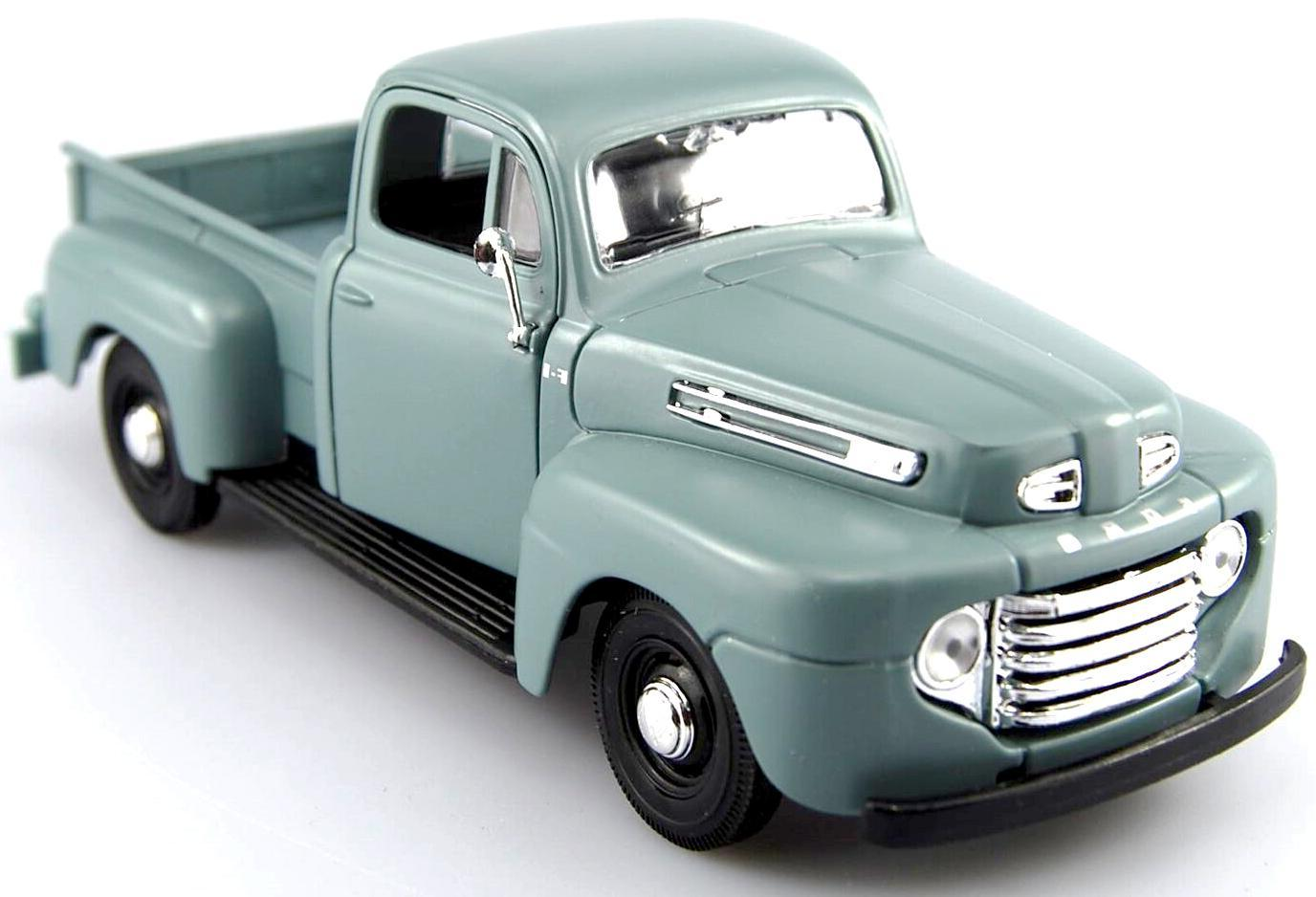 "Maisto ""Машинка серая - Ford F1 Pick-up 1948г 1:24"""