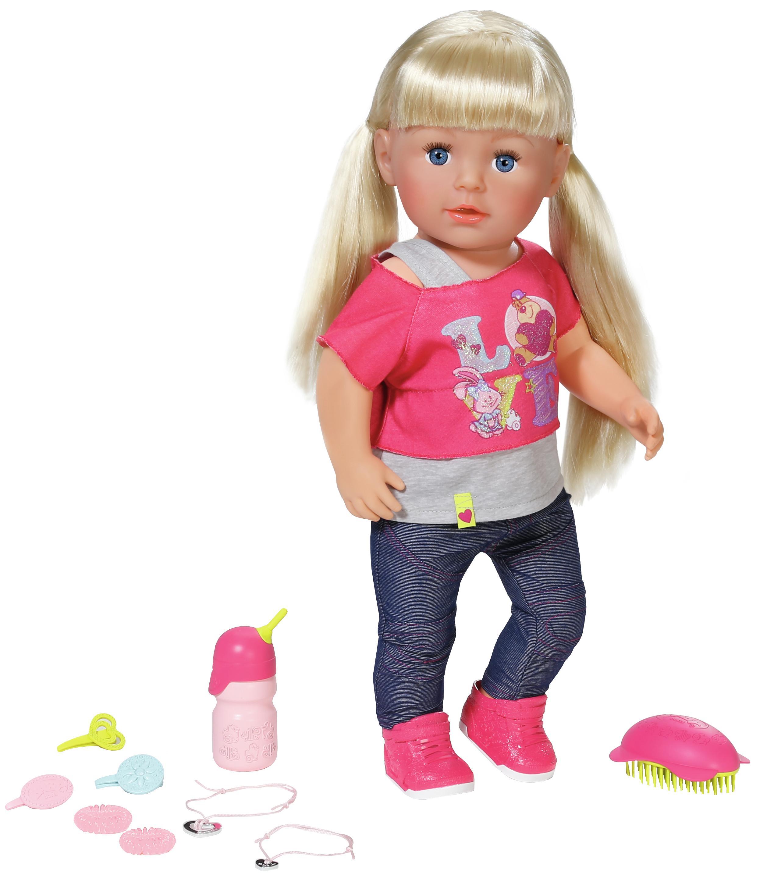 """Baby Born """"Кукла - Сестричка 43 см"""""""