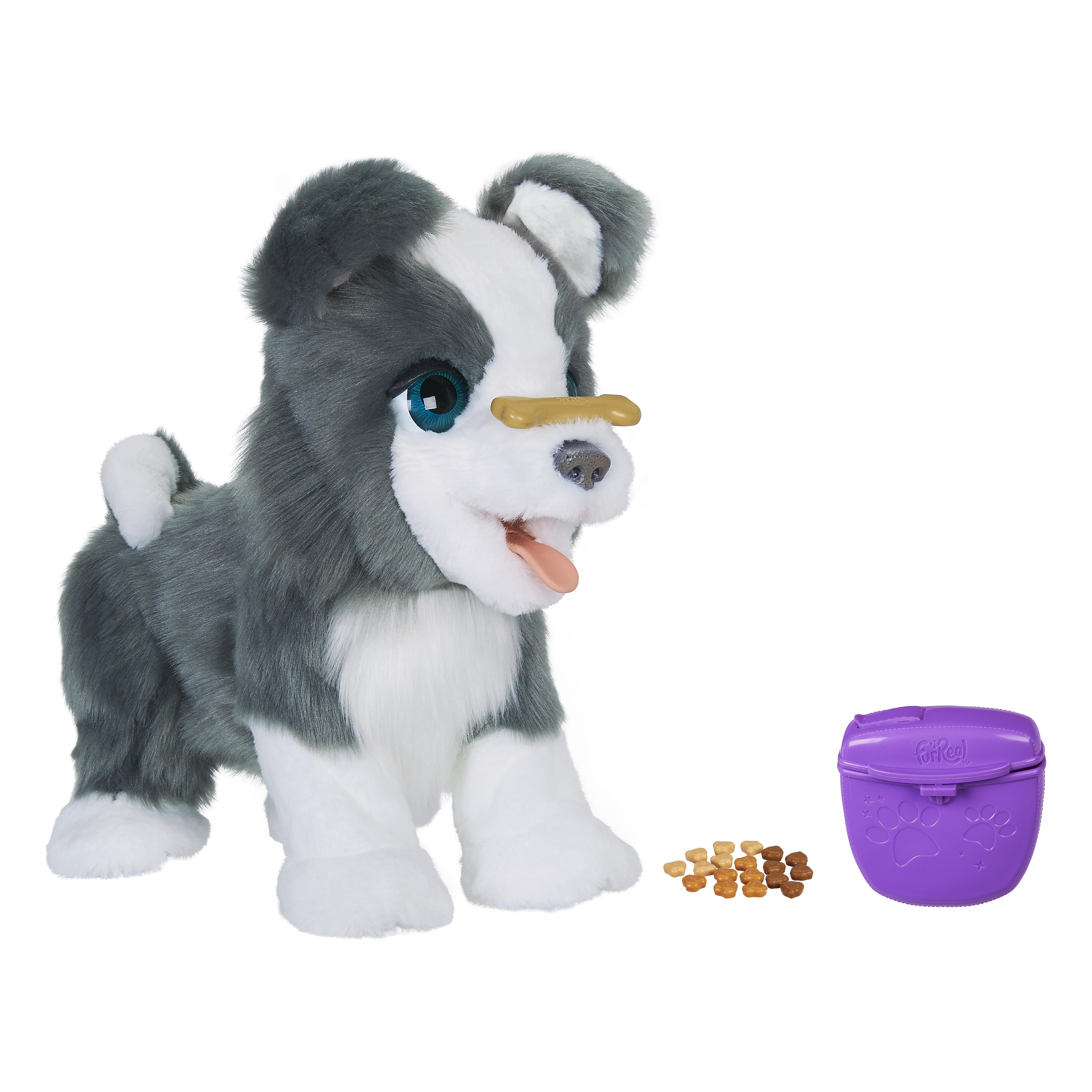 Купить FurReal Friends Щенок Хаски - интерактивная игрушка, Китай