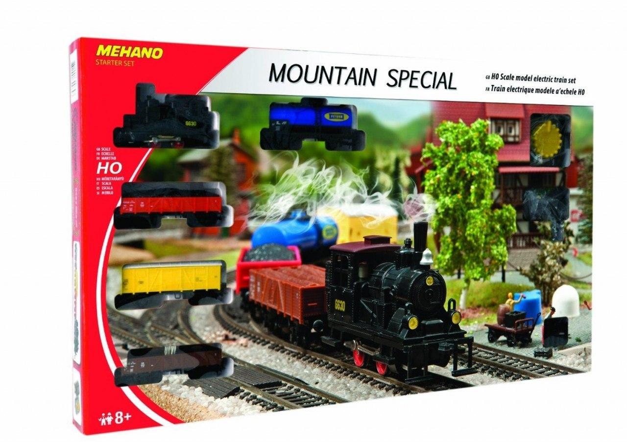 Железная дорога MEHANO T112 Mountain Special