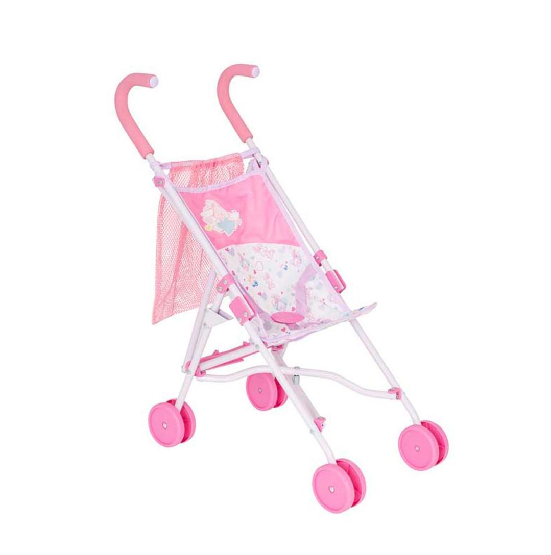 Коляска-трость Baby Born Розовая