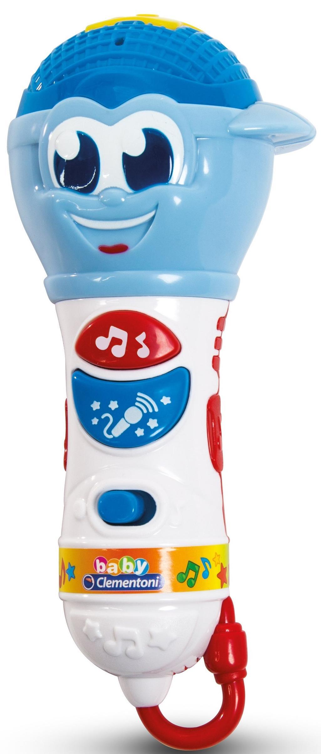 """""""Клементони"""". Музыкальная игрушка """"Микрофон"""". TM Clementoni"""