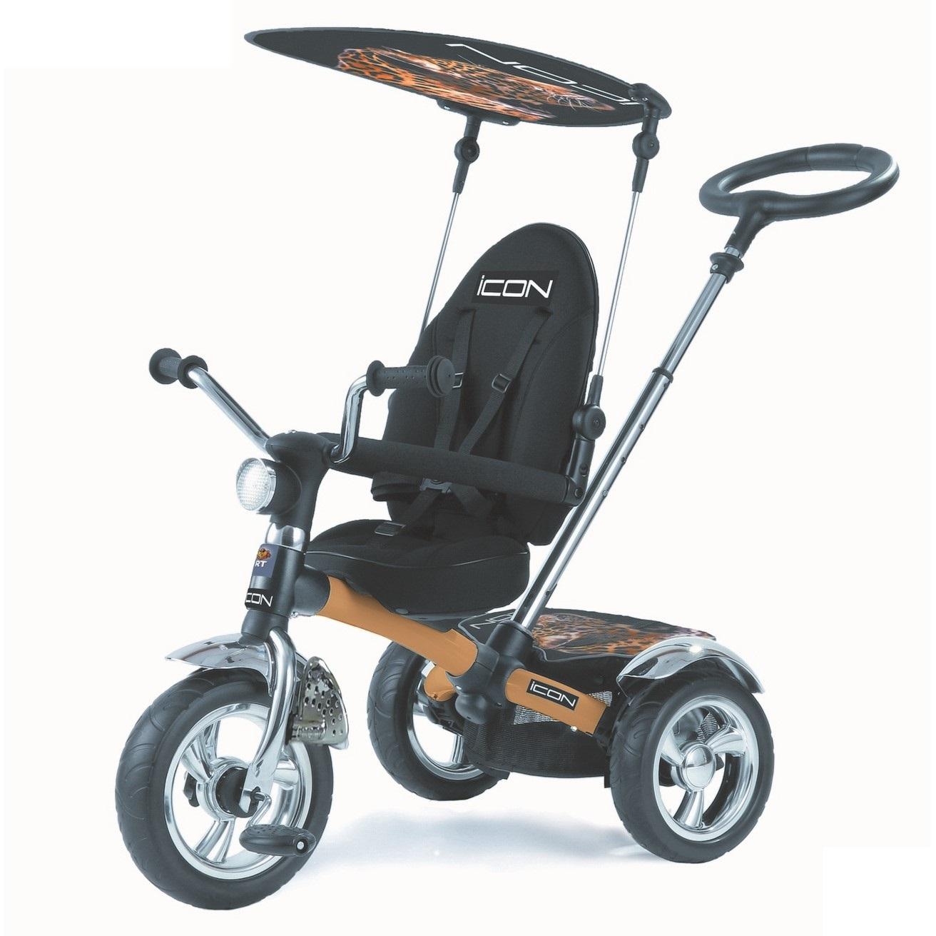 Купить ICON Трёхколёсный велосипед Lexus trike original 3 RT , цвет cream gepard 4033, Китай