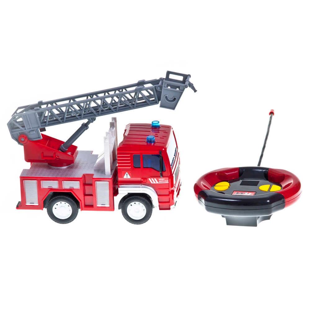 BIG MOTORS Пожарная машинка на радиоуправлении 1:20 WY1550B