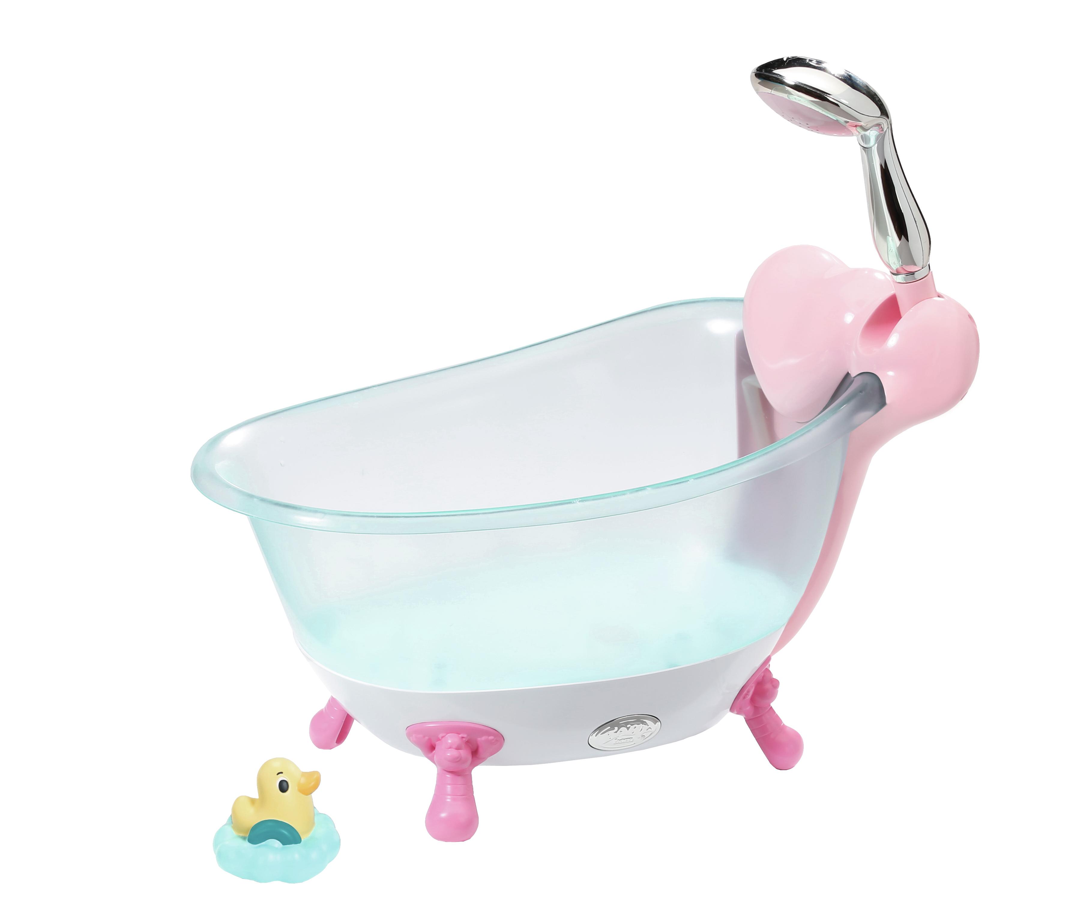 Baby born Бэби Борн Ванна с душем