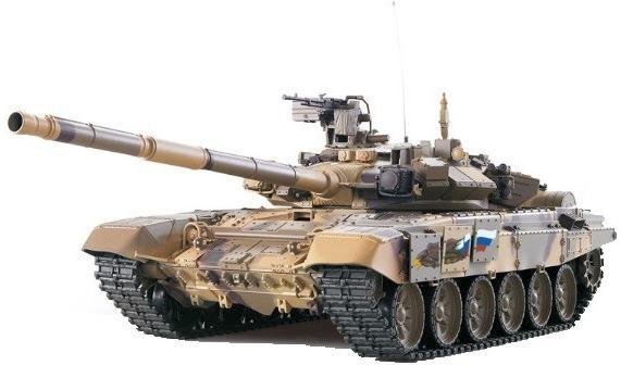 "Heng Long ""T90 Russia масштаб 1:16 RTR | 3938-1"" - радиоуправляемый танк"