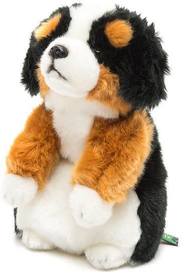 Мягкая игрушка MAXILIFE MT-TSC091410-24A Сенбернар Трехцветный