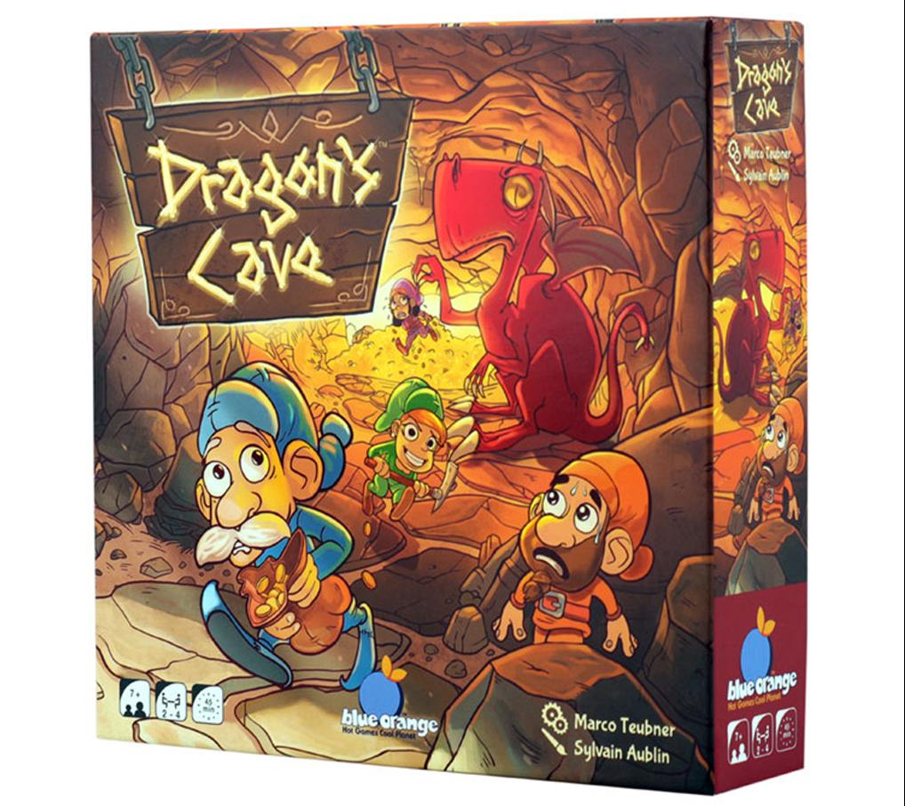 Купить Стиль Жизни Настольная игра Пещера дракона (Dragon's Cave), Стиль жизни, Китай