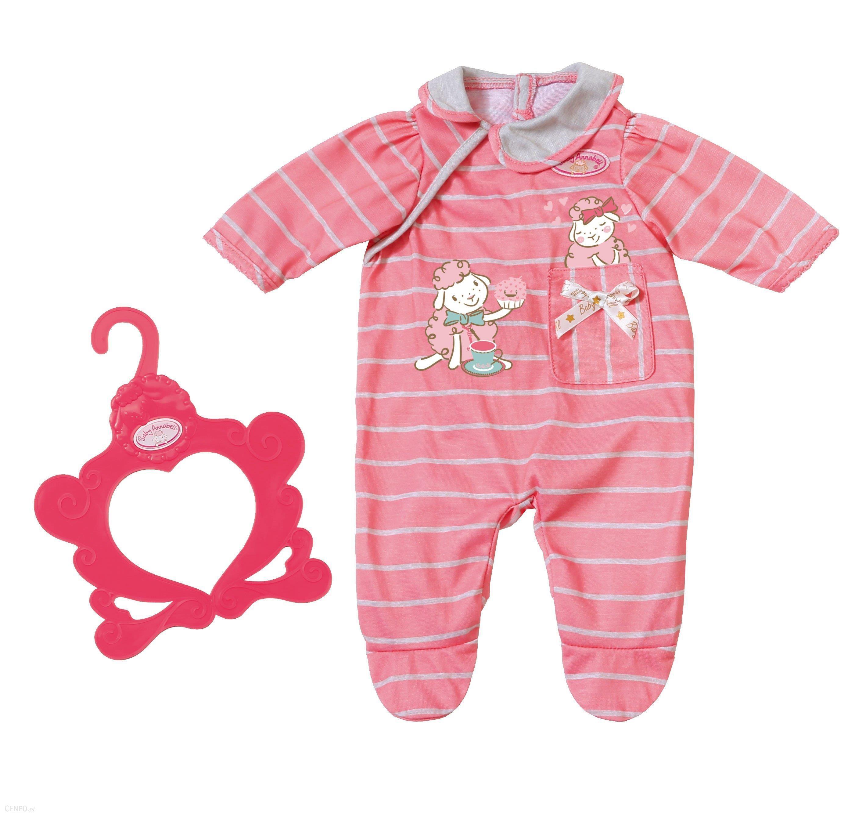 Комбинезончик Baby Annabell розовый, 46 см