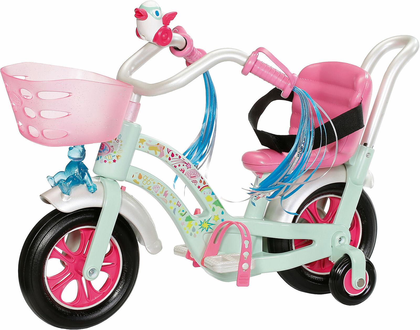 Zapf Creation Baby born Бэби Борн Велосипед