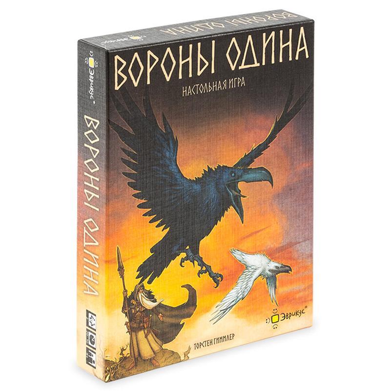 Купить Эврикус Настольная игра Вороны Одина , Россия