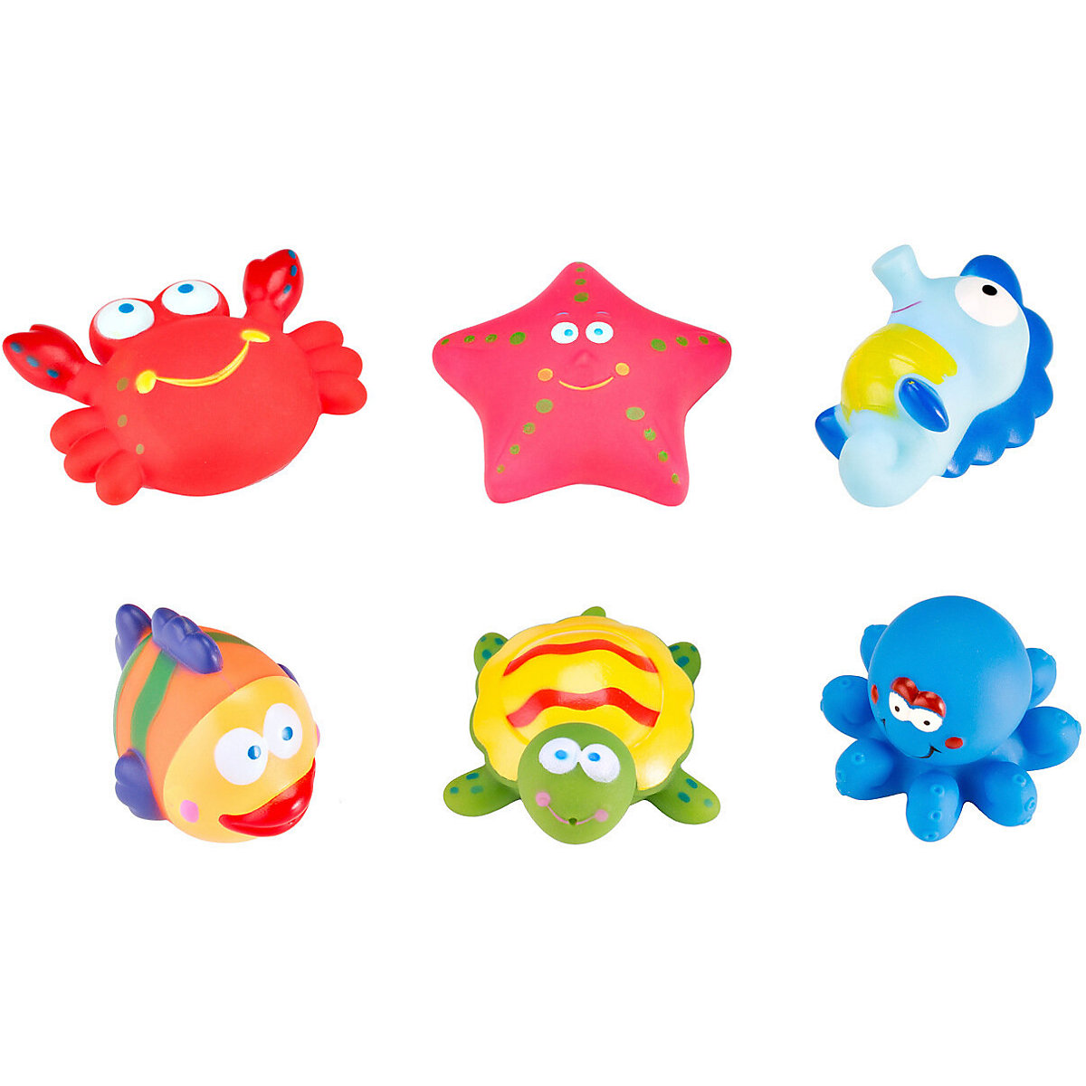 Купить Roxy-Kids Набор игрушек для ванной Морские жители , Китай