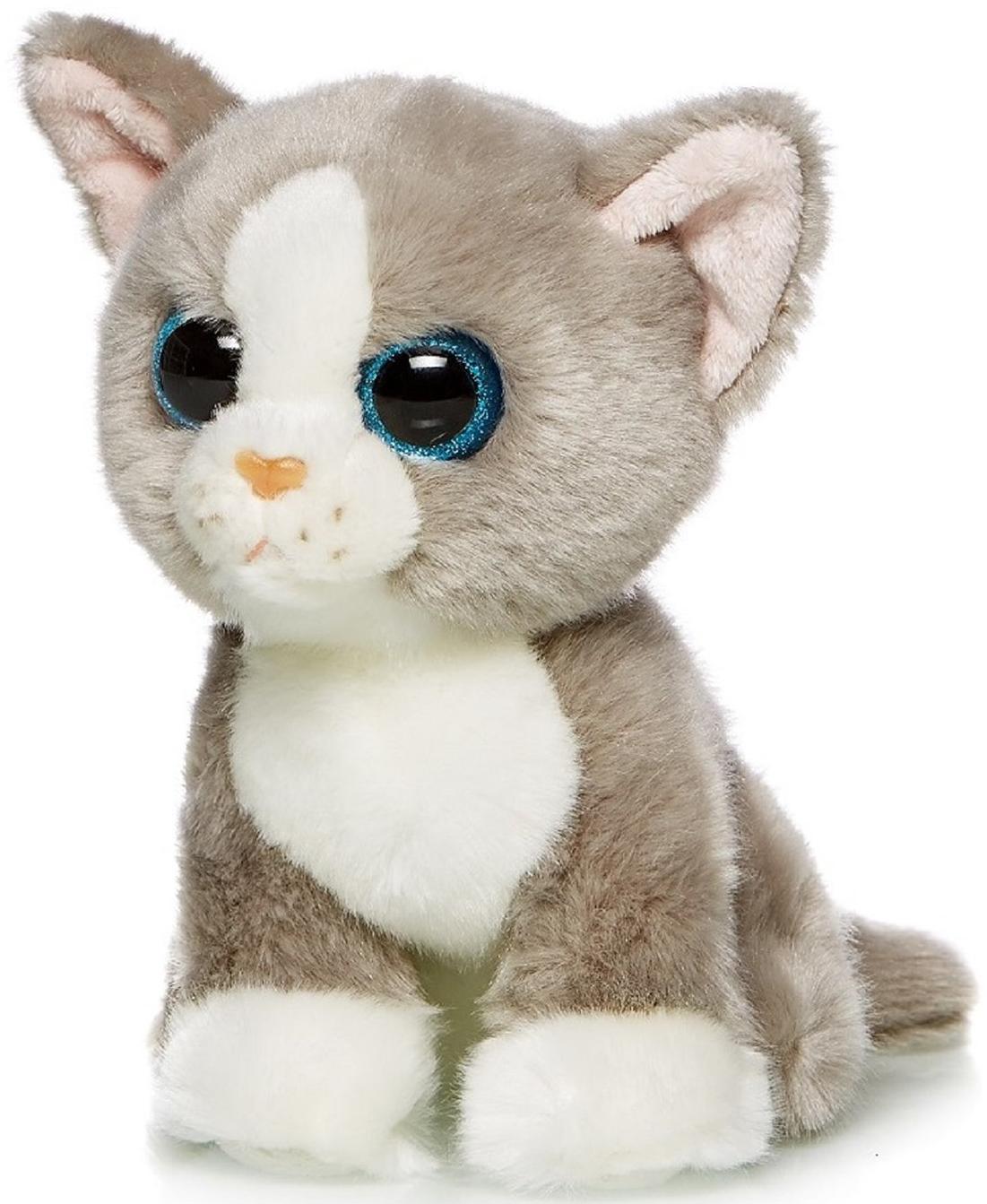 Купить Мягкая игрушка MAXILIFE MT-TSC091401-18B Котенок, Индонезия