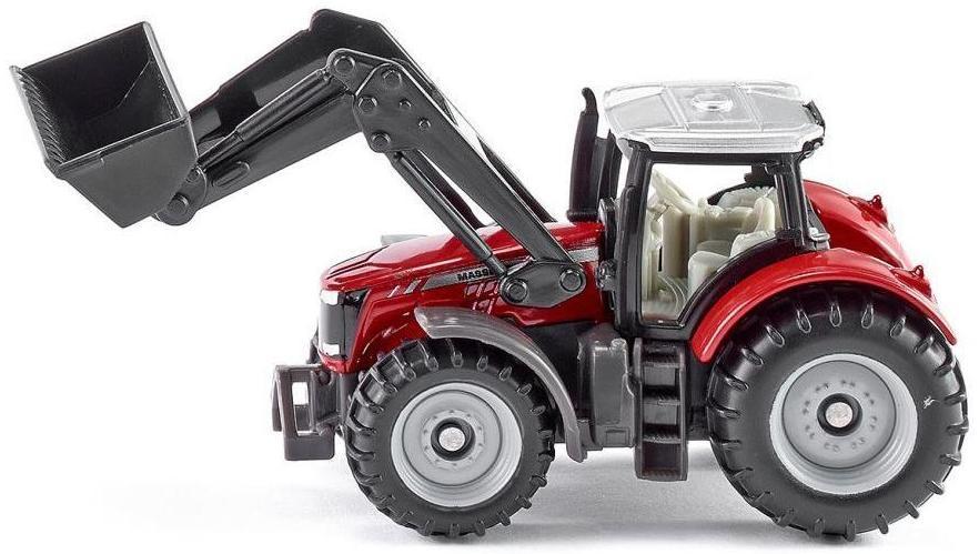 Купить SIKU Трактор Massey Ferguson с фронт.погрузчиком, Китай
