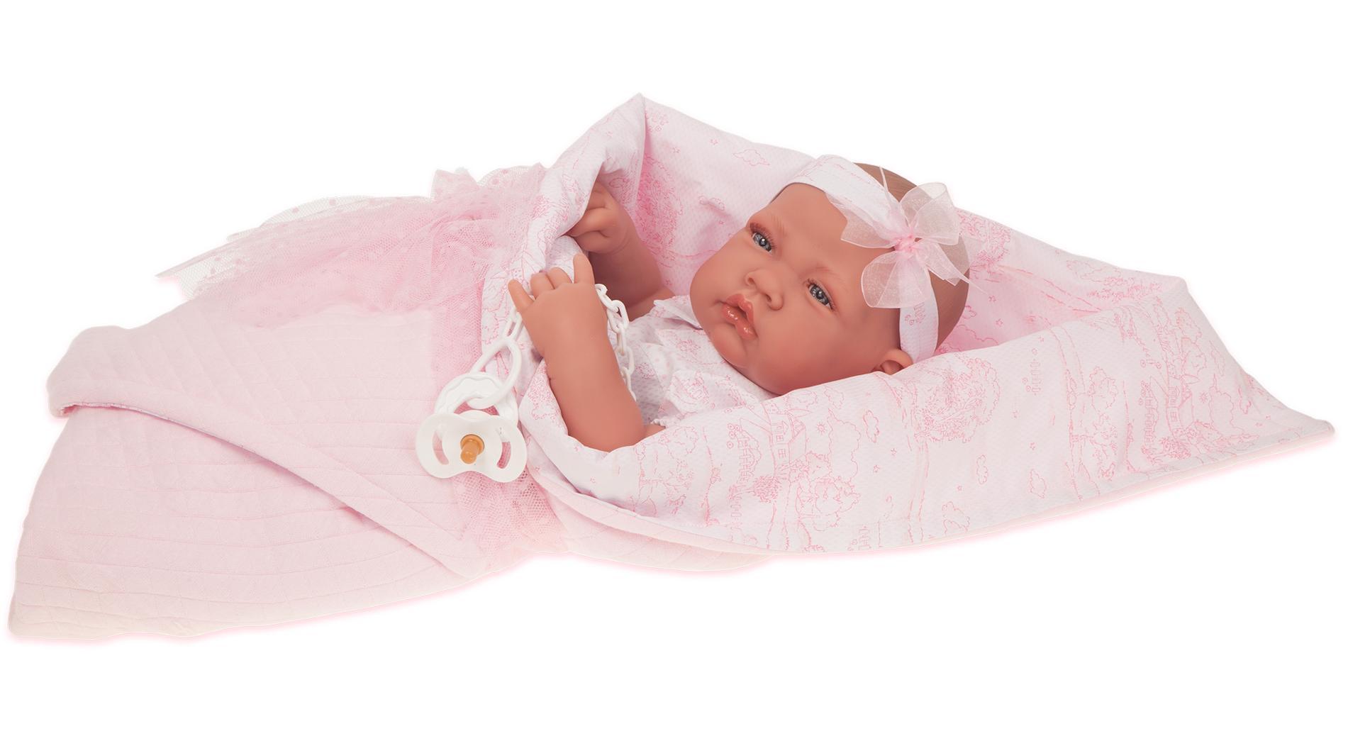 Antonio Juan Кукла-младенец Мириам, 42 см