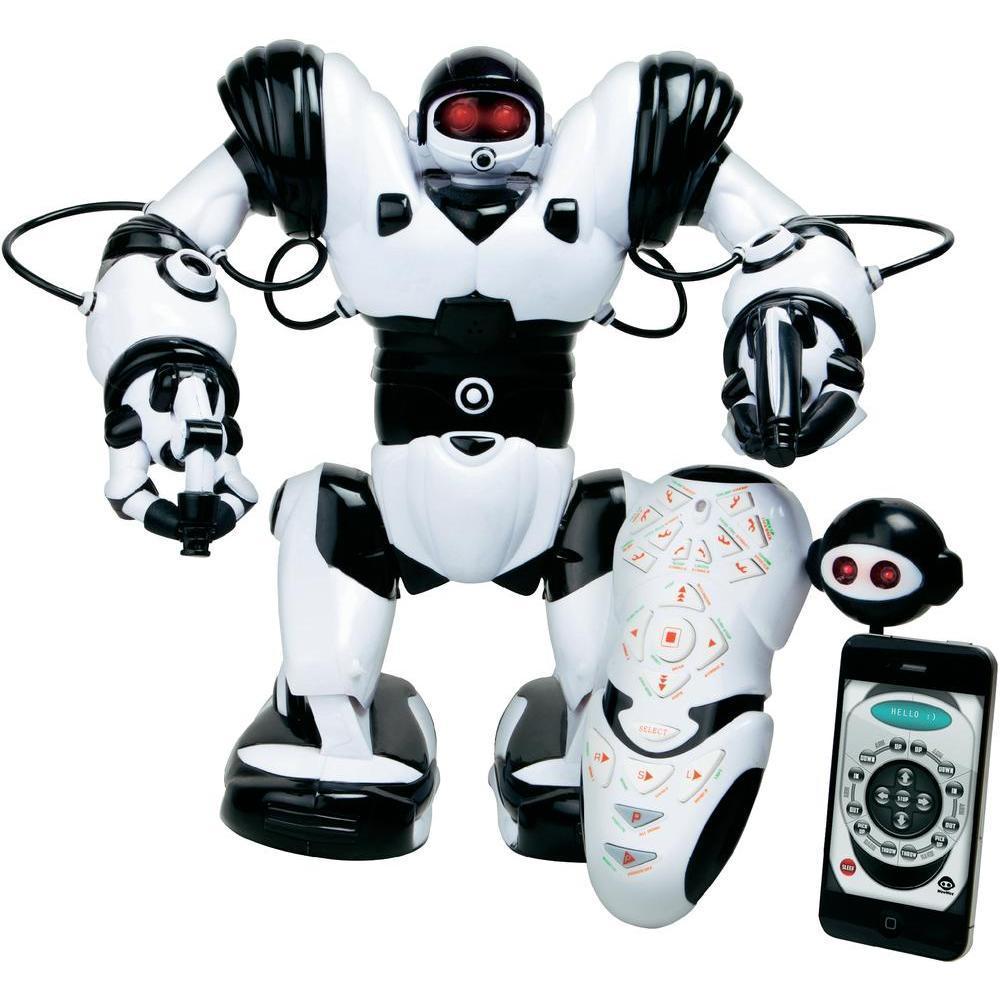 Купить WOWWEE Робосапиен X - 8006 - Робот радиоуправляемый, Китай