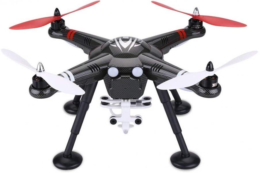 "WL toys ""XK Innovations Detect X380 RTF 2.4G | X380"" - радиоуправляемый квадрокоптер"