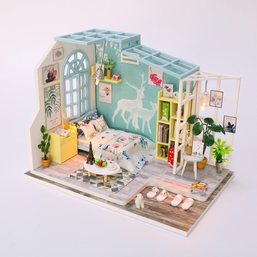 Купить Румбокс DIY MINI House Летний сон , Diy House, Китай
