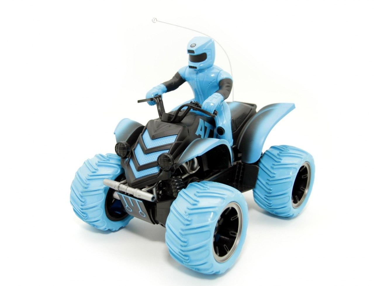 Купить BALBI Квадроцикл - синий   MTR-001-B - радиоуправляемая машина, Китай