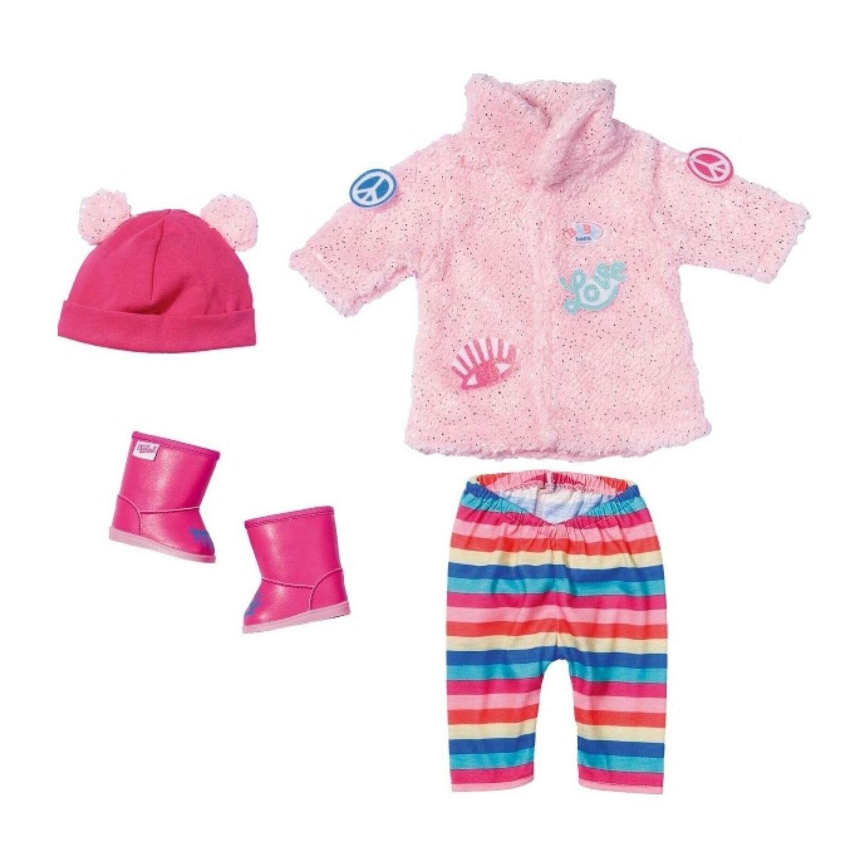 Купить Baby born Одежда Зимняя для модниц, 43 см, Китай
