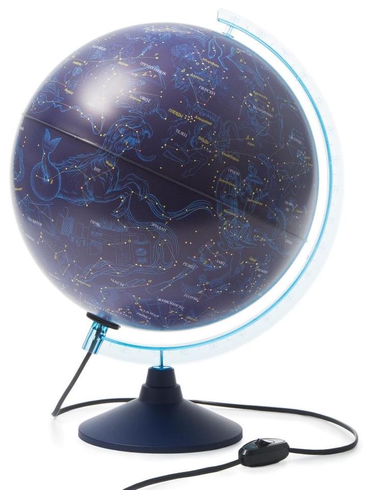 Купить GLOBEN Глобус Звездное небо с подсветкой Классик Евро Ке013200277 32 см, Россия