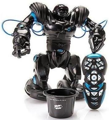 Купить WOWWEE Робосапиен Blue - 8015 - радиоуправляемый робот, Китай