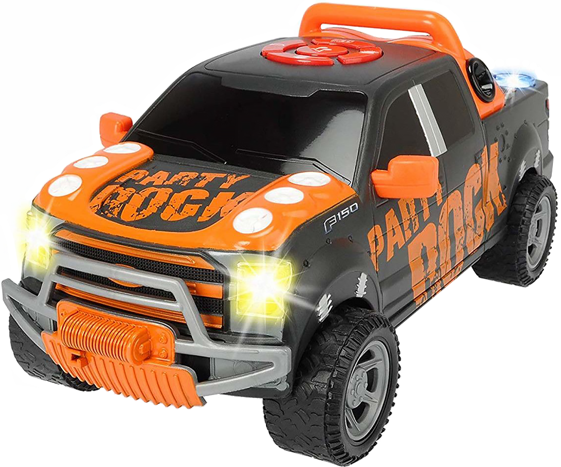 Машина Форд F-150 Party Rock Anthem Dickie Toys
