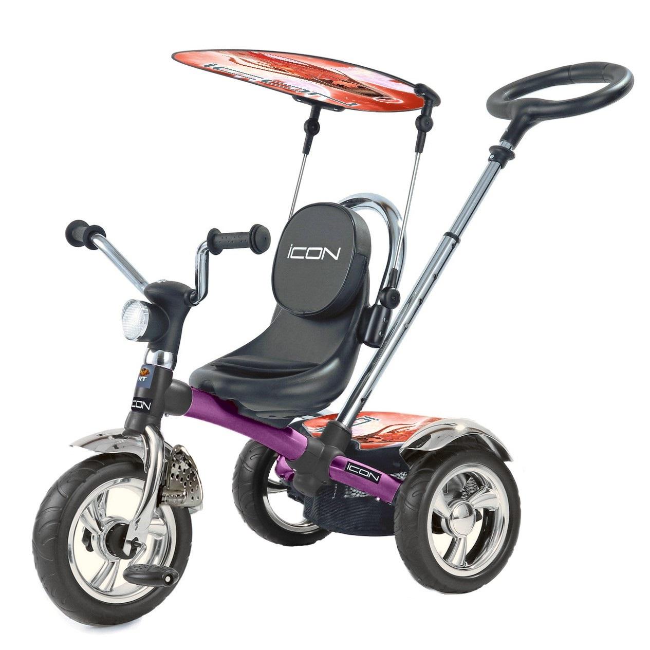 Купить ICON Трёхколёсный велосипед Lexus trike original 4 , цвет fuksia angel 3676, Китай